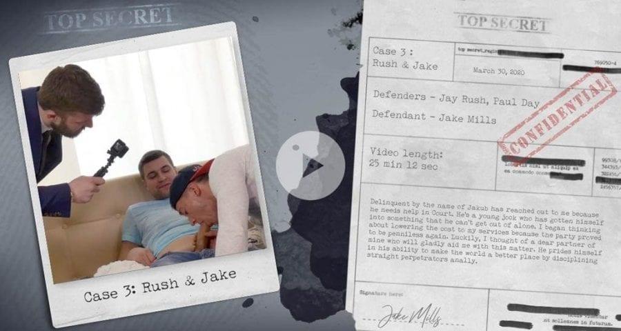 Season 2, Case 3: Rush & Jake (Bareback)