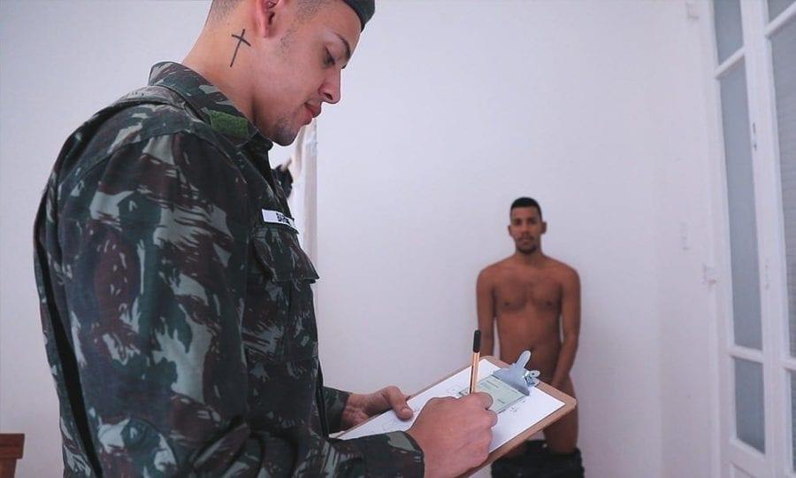 O Alistamento: Derick Pauzudo & Theo Barone
