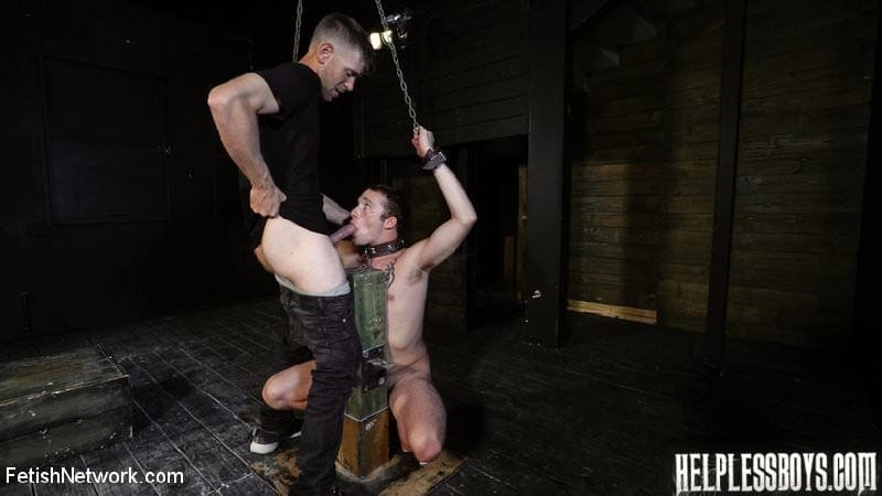 Helpless Boys: Derek Reed Ditched Then Dominated