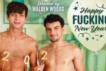 Happy Fucking New Year! Elliot Finn & Daniel Greene (Bareback)