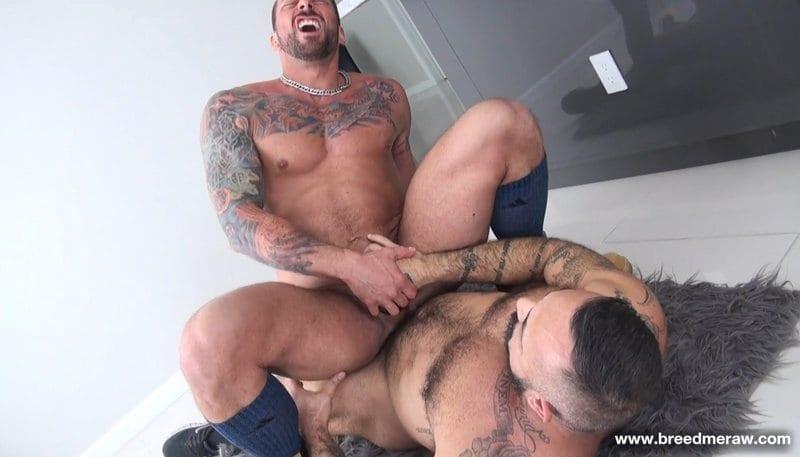 Hugh Hunter & Alessio Romero (Bareback)