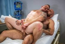 The Doctor Is In Me #02, Bedside Manner: Drew Sebastian & Jack Vidra (Bareback)