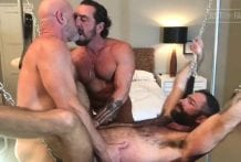 Jake Nicola, Vince Parker & Jake Mitchell (Bareback)