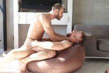 Kostya Kazenny fucks Marcel (Bareback)