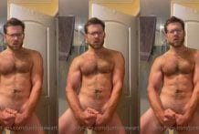 Justin Stewart (justinstewart), Watch me blow a load