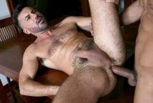 Behind the Scenes, Casting Couch #423: Salvatore Exposito & Santiago Rodriguez (Bareback)