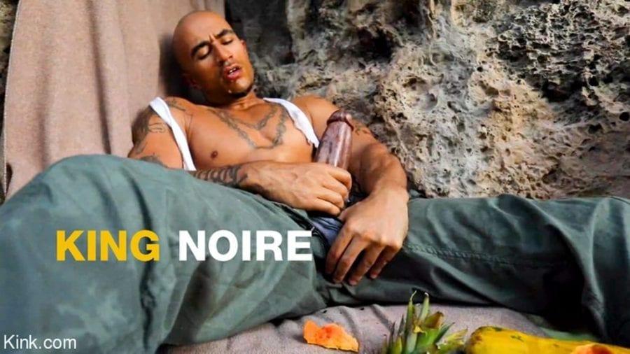 King Noire: Man Vs. Mango