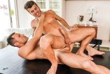 Allen King Rides James Castle's Dick (Bareback)