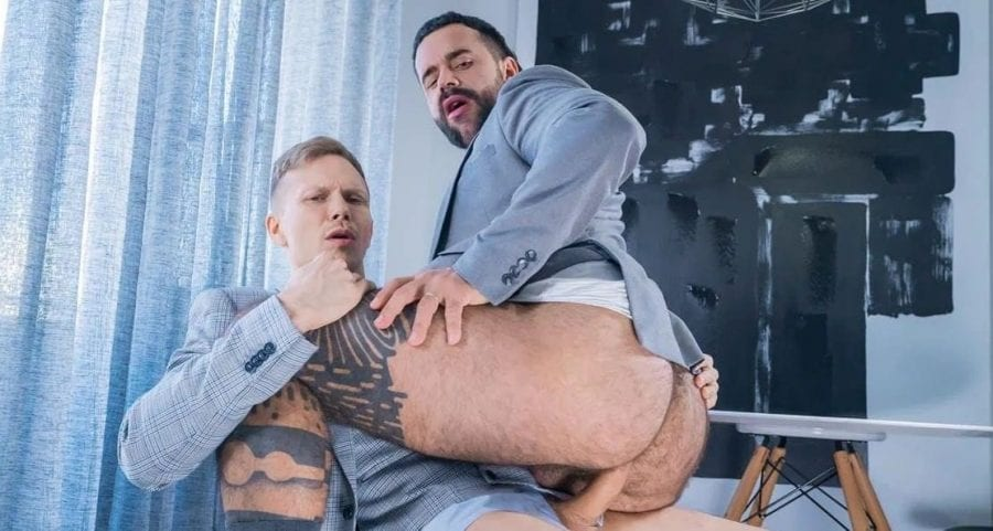 Personal Driver: Ethan Chase & Teddy Torres (Bareback)