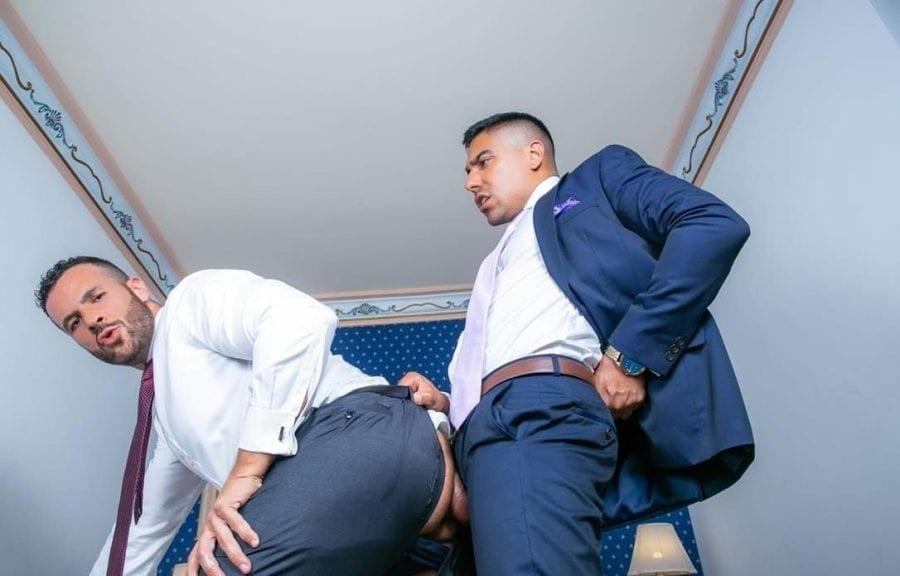 Suited Handyman: Denis Vega & Salvador Mendoza