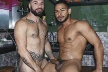 O Bar 7: Fernando Alagoano & Fabio Floriano