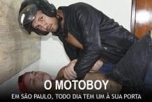 O Motoboy: Valter Paulista & Rafael Manzolli