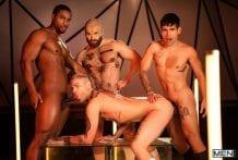 Tom of Finland: Future Erotica (Ty Mitchell, Francois Sagat, Mickey Taylor, DeAngelo Jackson)
