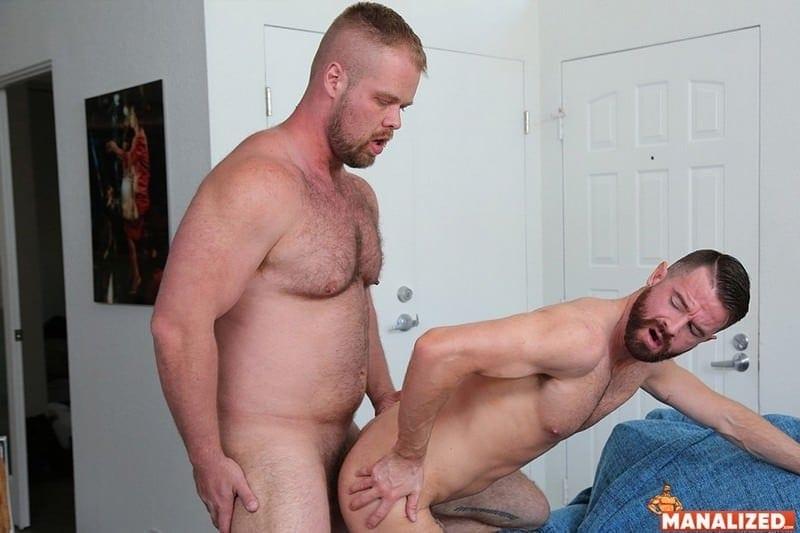 Bear Top: Brendan Patrick & Bryan Knight (Bareback)