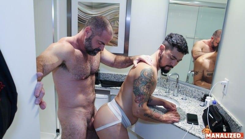 Spring Cleaning: Angus Bishop & Cory Koons (Bareback)