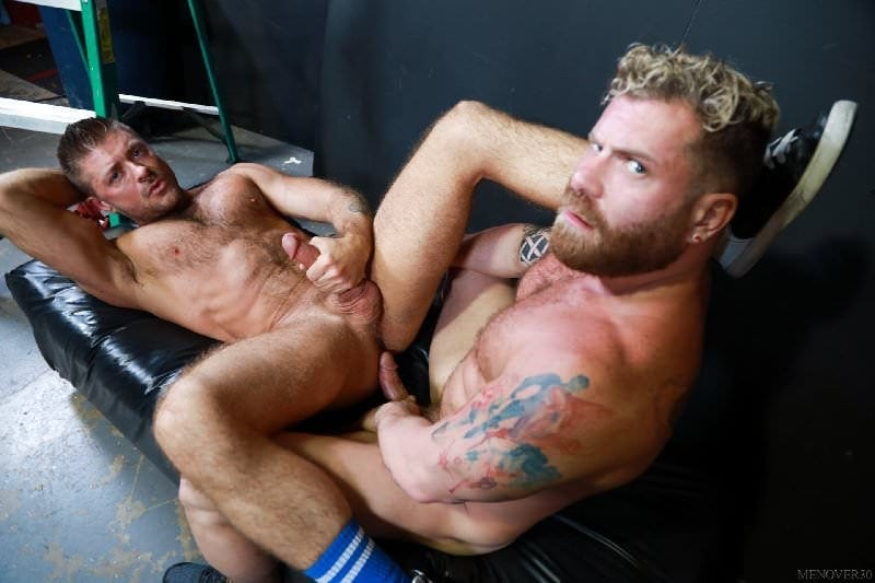 Fuckin Hard: Jack Andy & Riley Mitchel (Bareback)