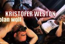 Mr. Kristofer's Ashtray: Kristofer Weston & Dolan Wolf
