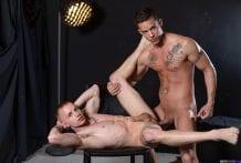 Call Me Sir: Tanner Hyde & Nic Sahara RAW