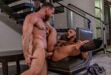 Hard Days Night: Dillon Diaz & Ricky Larkin (Bareback)
