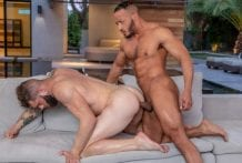 Old Friends: Dillon Diaz & Johnny Hill (Bareback)