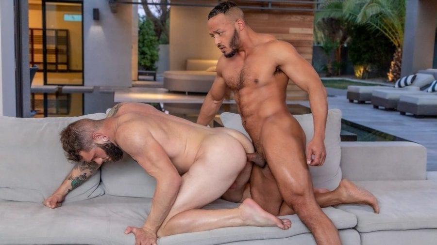 Old Friends: Dillon Diaz & Johnny Hill (Bareback)