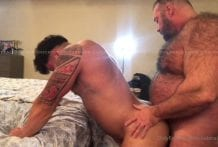 Nickoles Alexander & Brad Kalvo (Bareback)