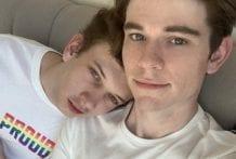Cum To Bed Too Horny: Josh & Jacob (Bareback)