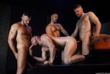 Cock Hunter: Logan Stevens, Brian Bonds, Wade Wolfgar & Dev Tyler