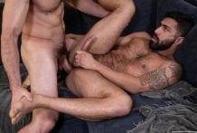 Loaded, Muscle Fuck!, Scene #06: Adam Ramzi & Vander Pulaski (Bareback)