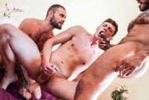 Raw Toy Fucking: Braxton Boyd, Viktor Rom, Jeffrey Lloyd & Randy Junior