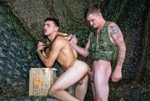 Ryan Jordan Plows Daniel Greene (Bareback)