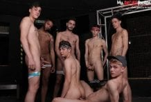 Spanish Twink is a Dirty Piss Slut, Part 1 of 2 RAW