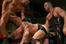 Stockroom: Alessio Romero, Aymeric Deville, Daniel Michael, David Anthony, Spencer Reed & Tibor Wolfe