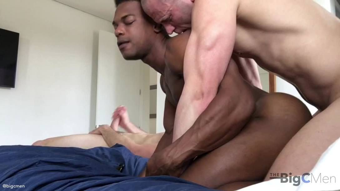 3 Way Fuck With Porn Star Adrian Hart