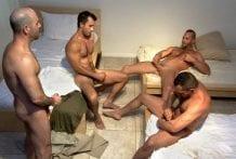 Mojave Run: Adam Russo, Ben Stone, Jock Hudson & Leo Alarcon