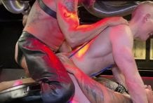 The Hot Gogo (Bareback)