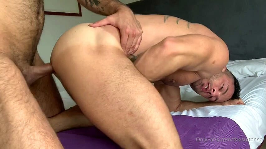 The Sultan with Andy Star (Bareback)