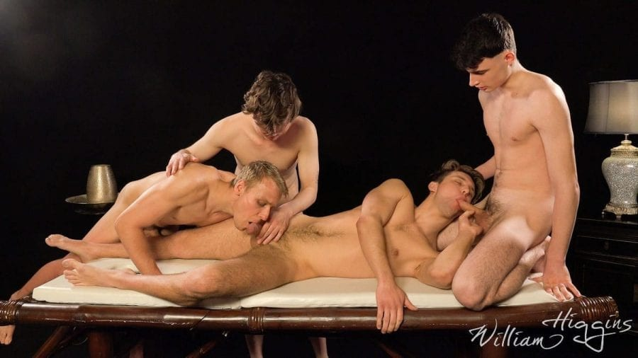 Wank Party #121, Part 1 RAW