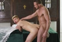 Jace, Altar Training: Jace Madden & Myles Landon (Bareback)