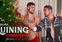 You're Ruining Christmas: Dante Colle & Leeroy Jones (Bareback)
