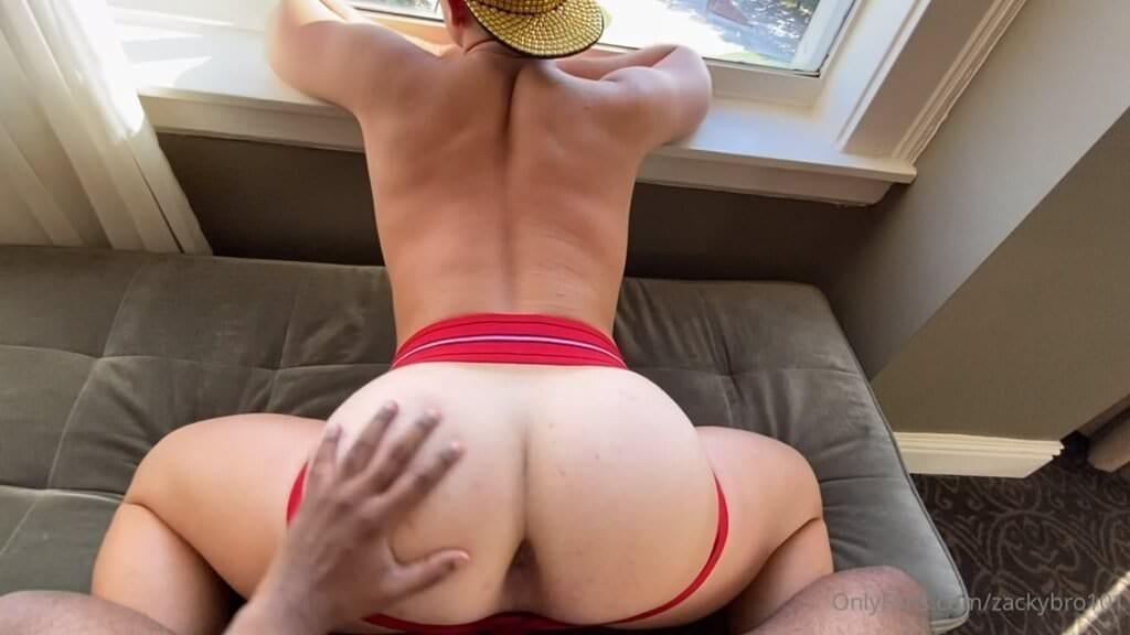 zackybro101, So Here's My Full Part 2 Vid With The Beautiful Talented Bubble Butt Bottom @Glittery_bttm (Bareback)